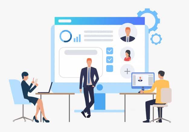 contratacion-agencias-candidatos-entrevista-trabajo