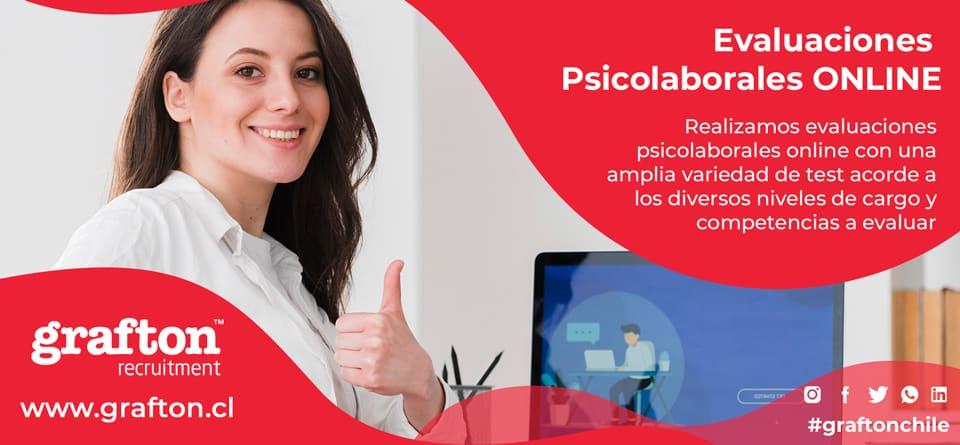 Evaluaciones Psicolaborales Online